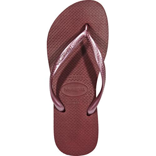 havaianas Slim - Sandales Femme - violet sur campz.fr ! Acheter La Vente En Ligne Codes De Réduction Des Achats En Ligne Vente Au Rabais Magasin De Prix Pas Cher Dklp0La